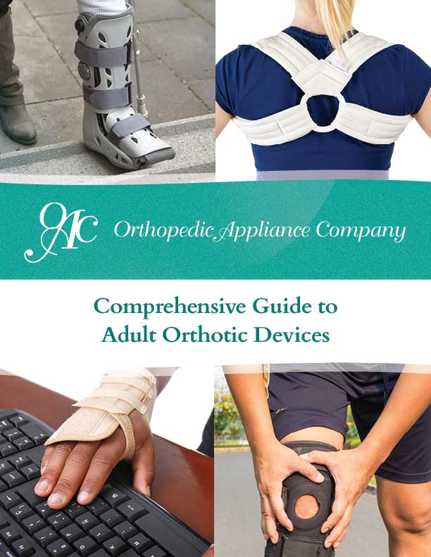 Comprehensive Guide to Adult Orthotic Devices