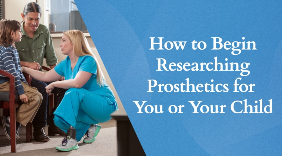 How to Research Pediatric Orthopedic Bracing and Prosthetics for Your Child