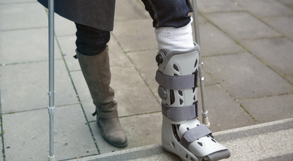 When To Ask Your Doctor About an Ankle Brace
